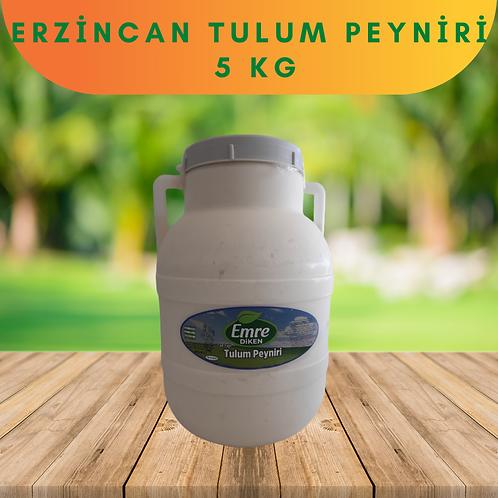 Erzincan Tulum Peyniri 5 Kg
