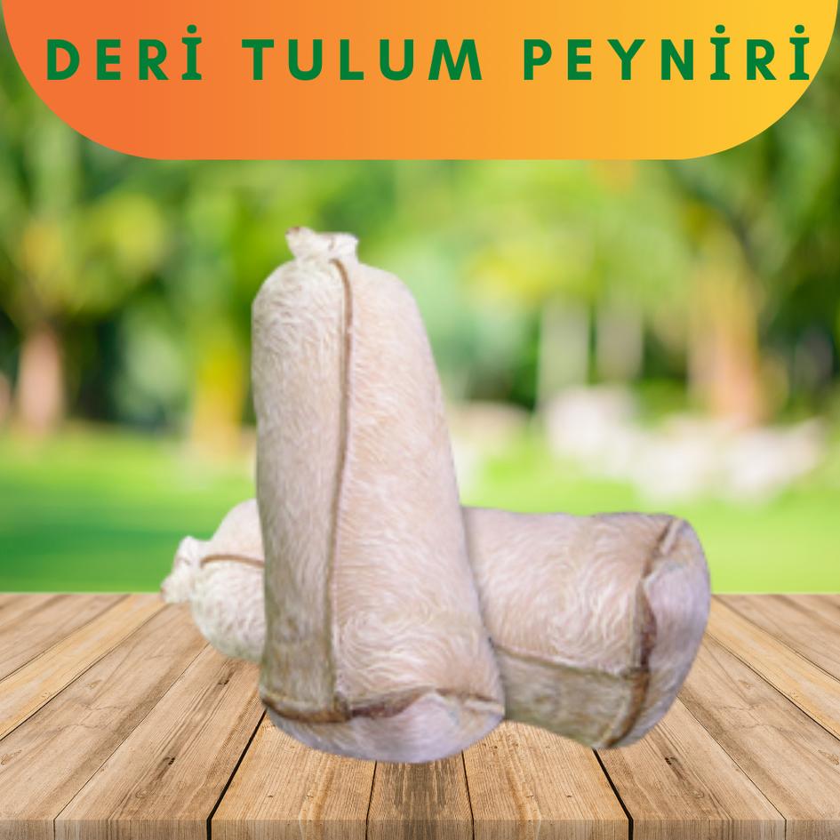 Erzincan Deri Tulum Peyniri