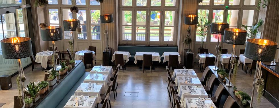 brasserie restaurant la consigne 75010 p