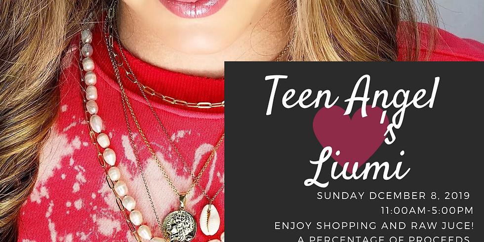 Teen Angel Loves Liumi and DIG