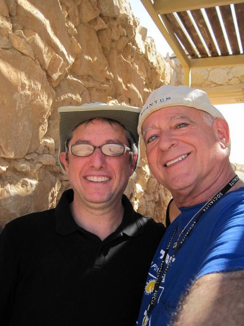 Rabbi Baruch Masada selfie IMG_0599.jpg