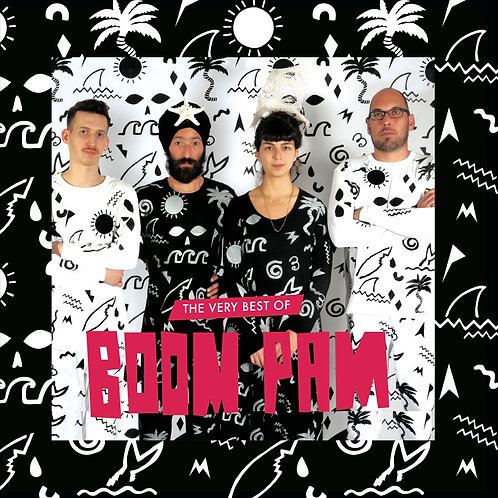 BOOM PAM / THE VERY BEST OF BOOM PAM (CD) / UBCA-1047