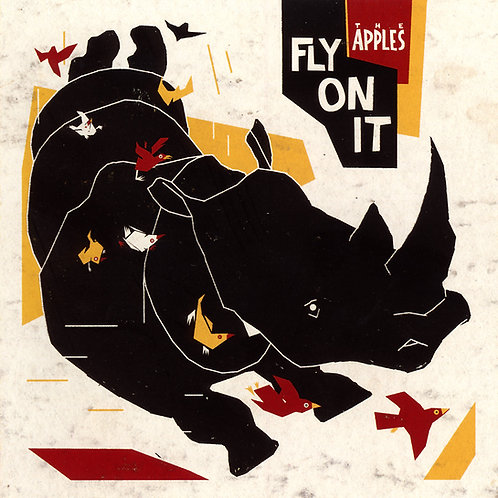 THE APPLES /FLY ON IT (CD) / UBCA-1036