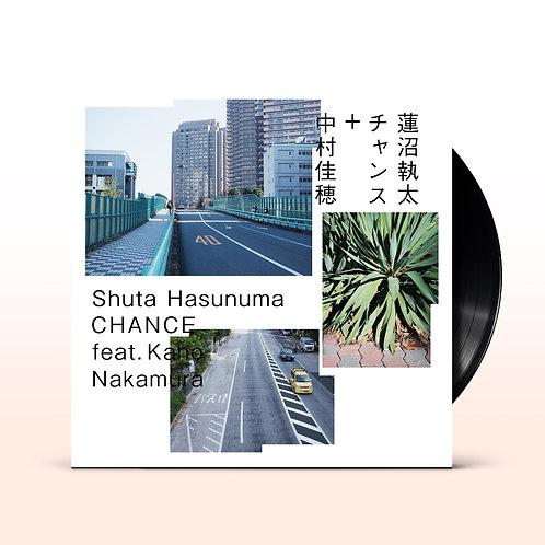 蓮沼執太 / Chance feat. Kaho Nakamura (7inch アナログ盤) / TBV-0001