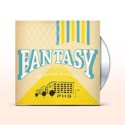 パークハイツ楽団 / FANTASY (CD) / UBCA-1054