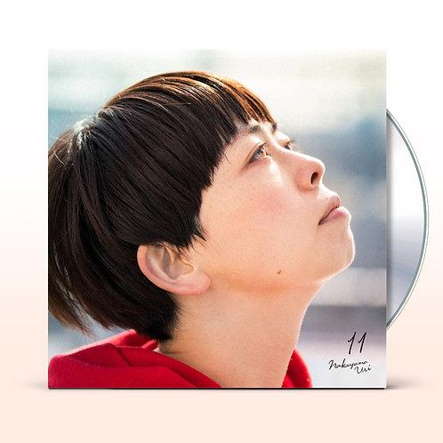 中山うり / 11 (CD) / UBCA-1069