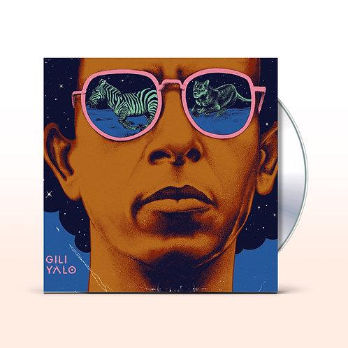 GILI YALO / GILI YALO (CD) / UBCA-1058