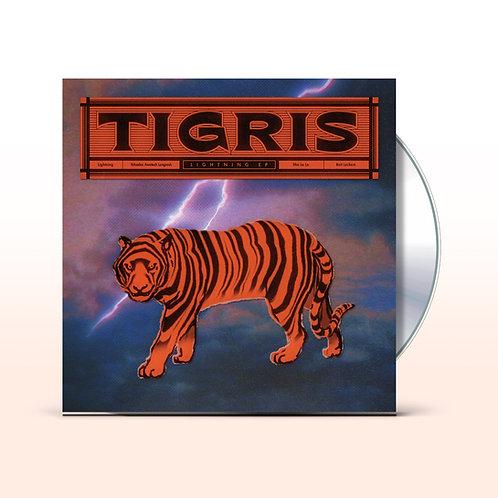 TIGRIS / LIGHTNING, POMPIDO (CD) / UBCA-1064