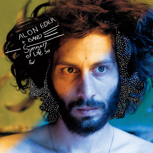 Alon Eder & Band / Summary of Life So Far (CD) / UBCA1045