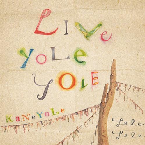 YoLeYoLe / Live YoLeYoLe〜KaNeYoLe〜 (2CD) / UBCA-1015