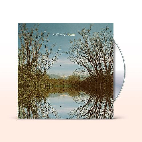 Kutiman / 6am (CD) / UBCA-1055