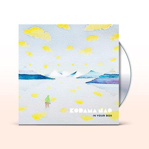 児玉奈央 / IN YOUR BOX (CD) / LTR-002