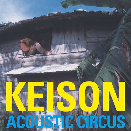 Keison / Acoustic Circus (CD) / UBCA-1009