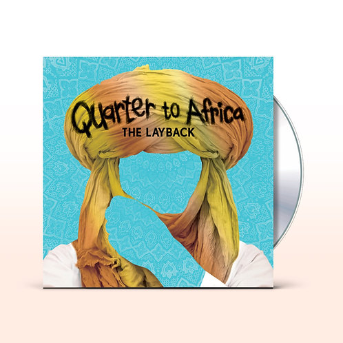 Quarter To Africa / THE LAYBACK (CD) / UBCA-1056