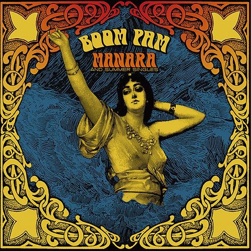 BOOM PAM / MANARA AND SUMMER SINGLES (日本盤CD) / UBCA-1038