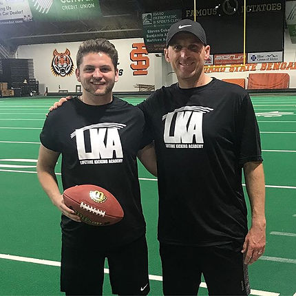 Joey Biel (2019 Lifetime Kicking Academy