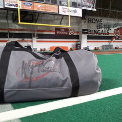 Fnished up a 2 hour kicking workout on the turf and closing it up with a 20 minute stretch