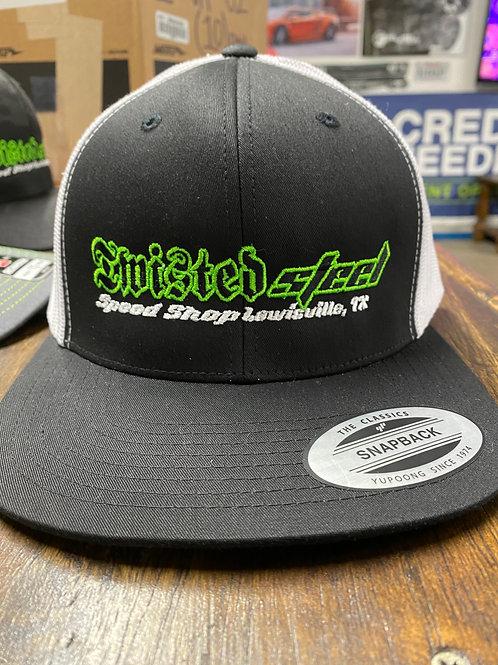 Twisted Steel Hats