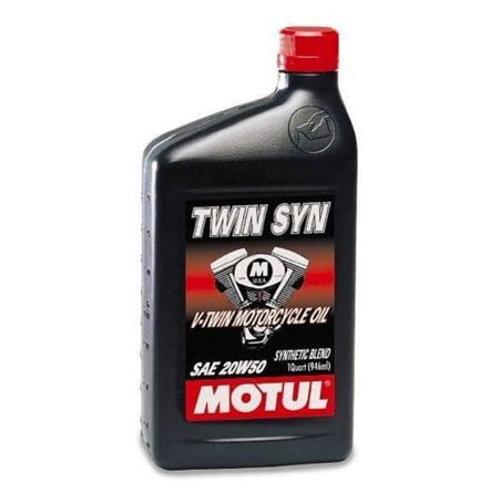Motul Twin-Syn 20W50 SYNTHETIC BLEND