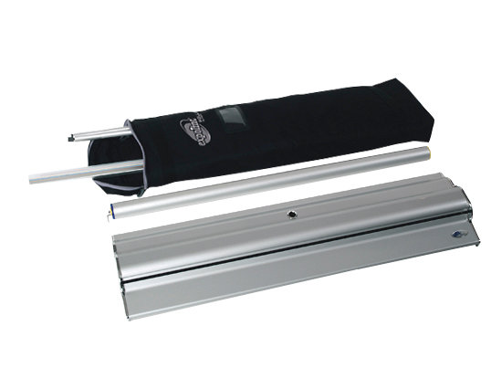 EXPOSITOR ROLL UP 2 CARAS PROFESIONAL 85 EXPOLINC