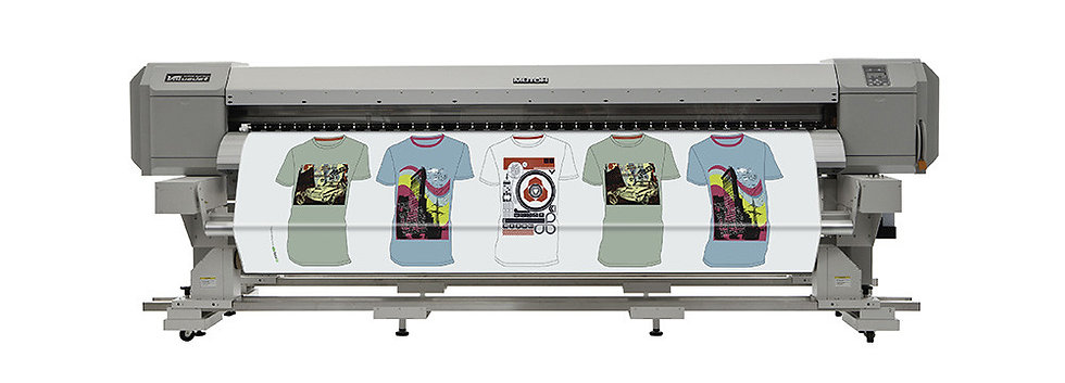 IMPRESORA SUBLIMACION VALUEJET 2638X (Doble cabezal)