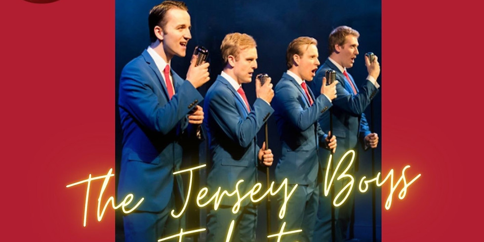 Other Guys Productions presents Jersey Boys Tribute