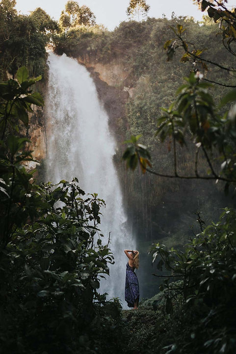 Sipi Falls Waterfall