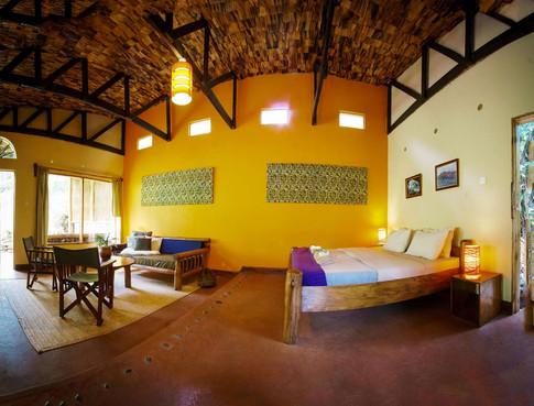 Toben Cottage Interior