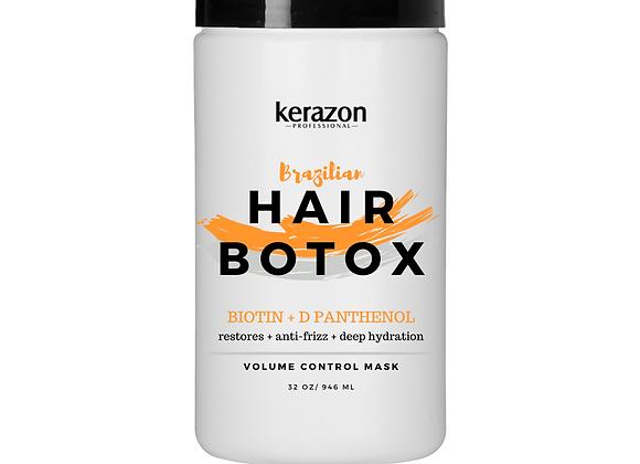 Kerazon Brazilian Hair Botox Treatment Natural 32oz/946ml
