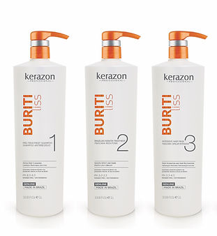 Kerazon Buriti Liss Brazilian Keratin Treatment