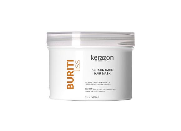 Buritiliss Keratin Care Hair Mask 8fl.oz/236ml