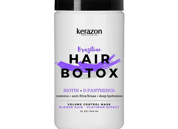 Kerazon Blonde Brazilian Hair Botox Treatment 32oz/946ml