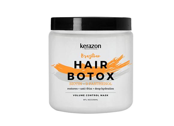 Kerazon Brazilian Hair Botox Treatment Natural 8oz/236ml