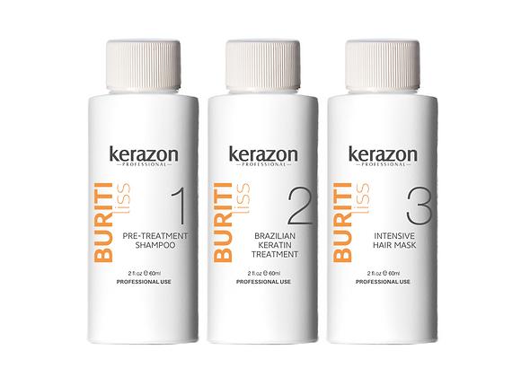 Buritiliss Brazilian Keratin Treatment KIT 2fl.oz/60ml