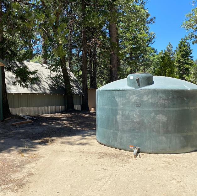 Extra Water Tank