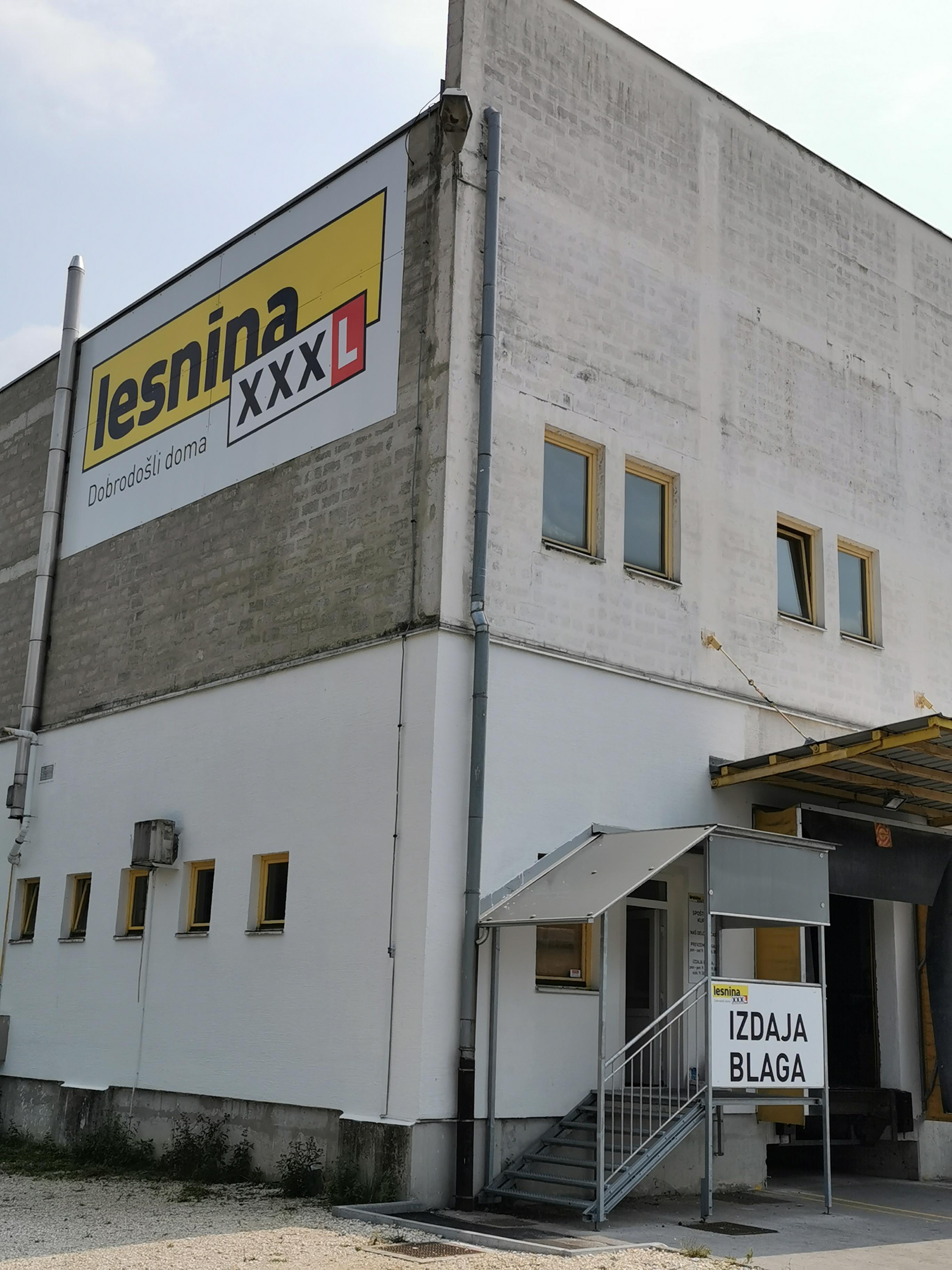 Lesnina XXXL - Medlog