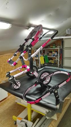 wrap otroškega vozička :)