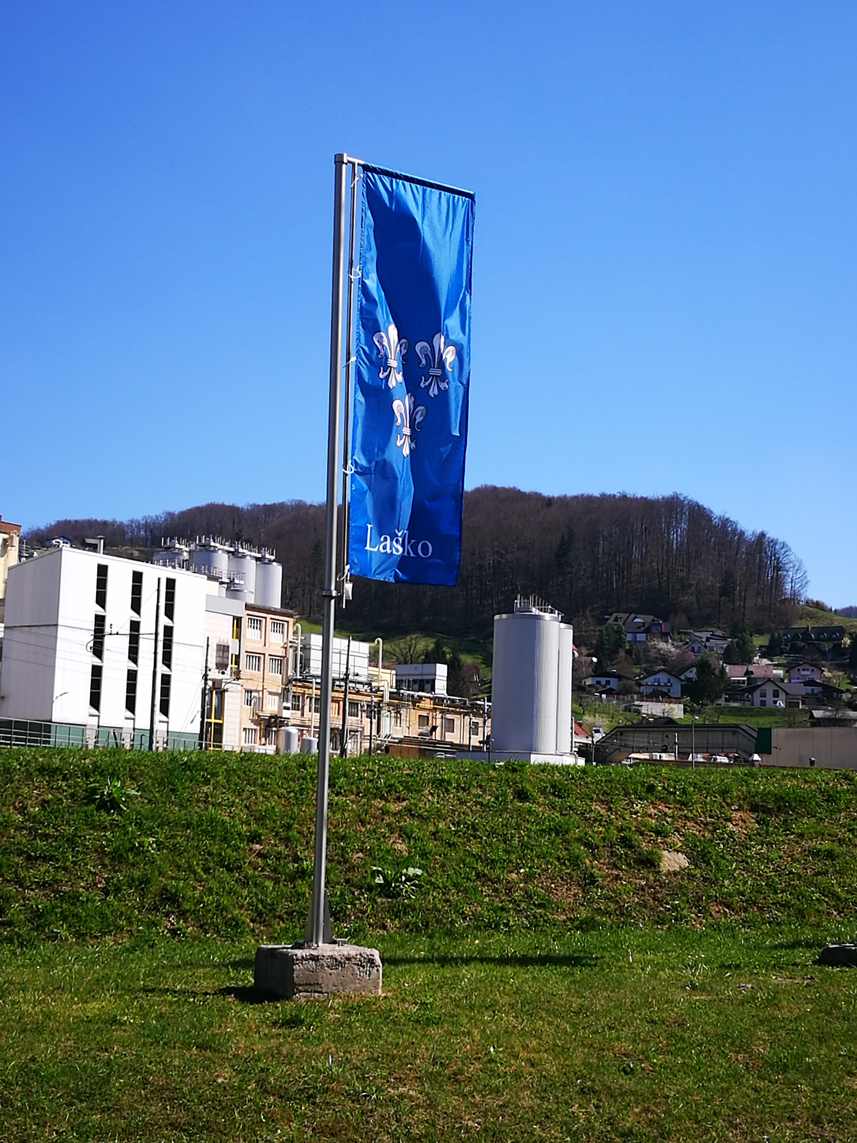 reklamna zastava