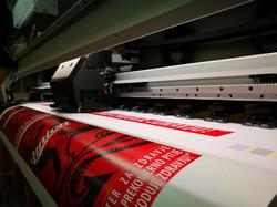 tisk PVC folija Pivovarna Union