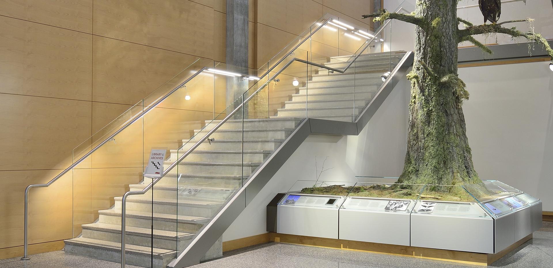 Terrazzo Stair