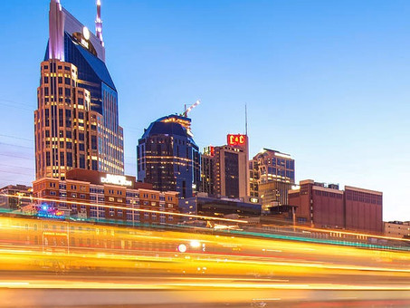 Nashville Tennessee Terrazzo