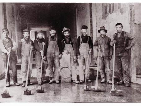 Terrazzo: The Beginning