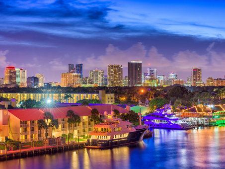 Ft. Lauderdale Florida Terrazzo