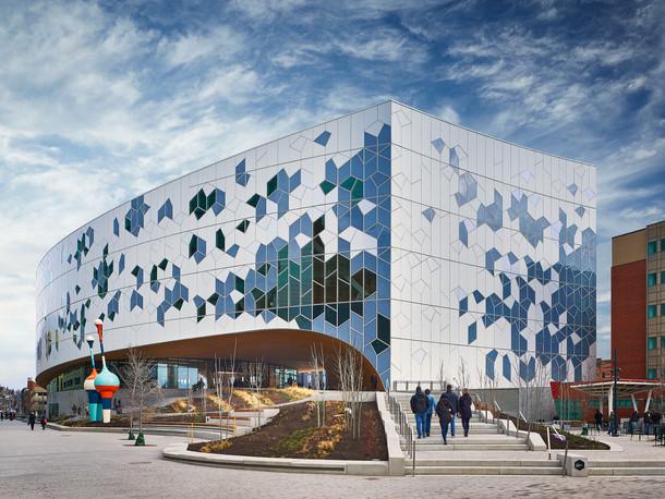 Calgary Library