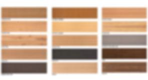 Engineered Wood Colors