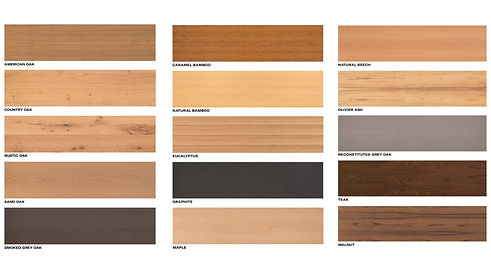 Engineered Wood Colors