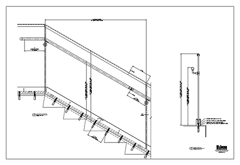 Railing REVIT and CAD Files
