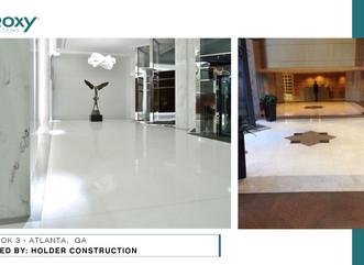 Terrazzo Overlays Over Existing Flooring