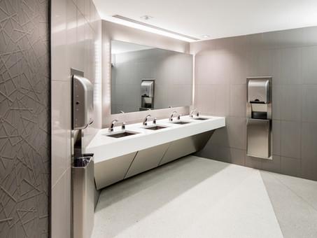 Restroom Terrazzo