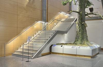 Precast Terrazzo Stair Treads